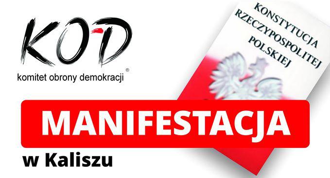 Obchody rocznicy Konstytucji w Kaliszu
