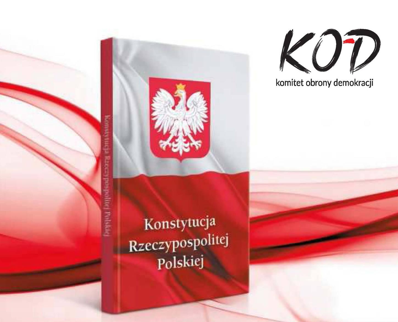 My, Naród Polski – wiec w Pile 02 kwietnia