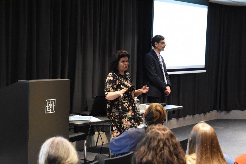 Relacja z wykładu dr Iwony Chmury-Rutkowskiej o równości płci w szkole