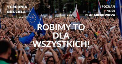 Robimy to dla wszystkich // Poznań, Leszno, Kalisz, Konin, Złotów, Grodzisk Wlkp.