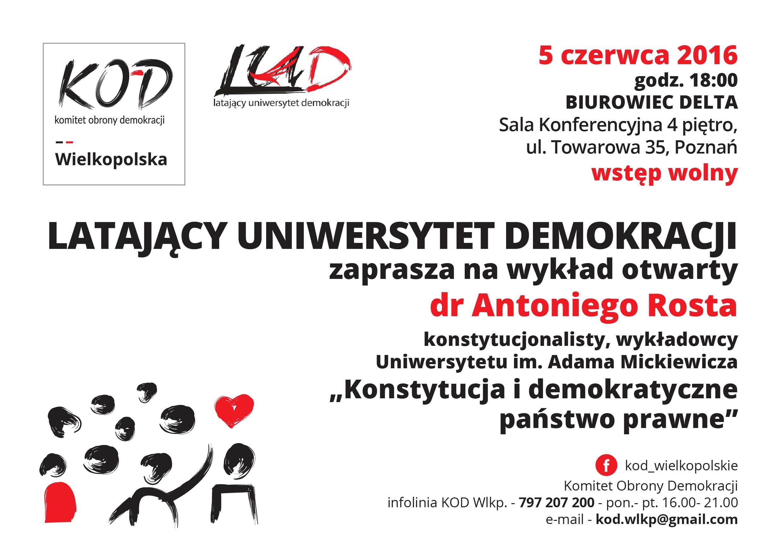 "Plakat ""LUD"" A4 jpg"
